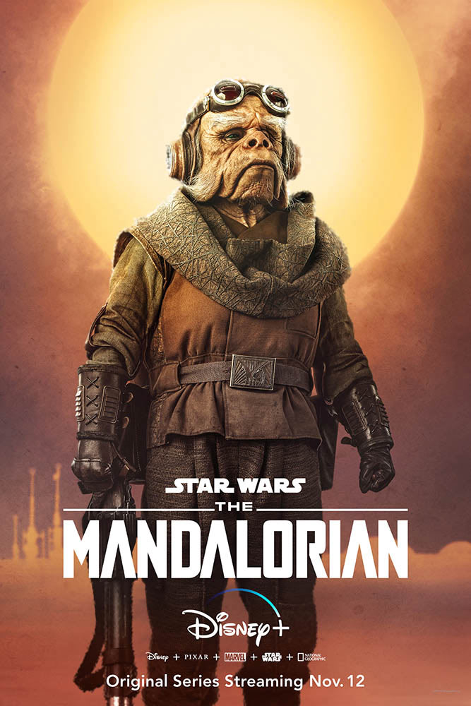 The Mandalorian - Kuiil