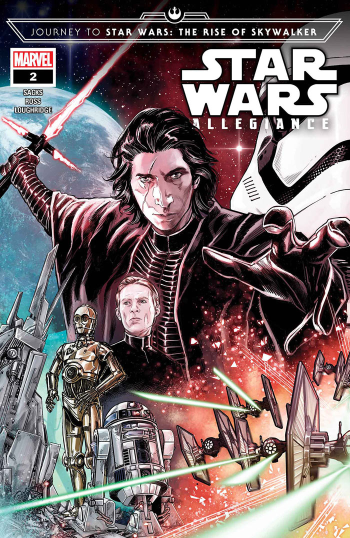 Journey to the Rise of Skywalker: Allegiance #2