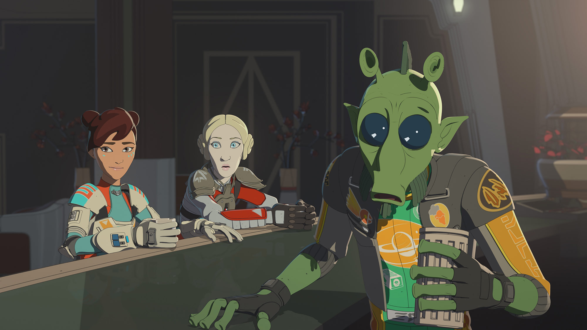 Star Wars Resistance | S2E03 | 'Live Fire'
