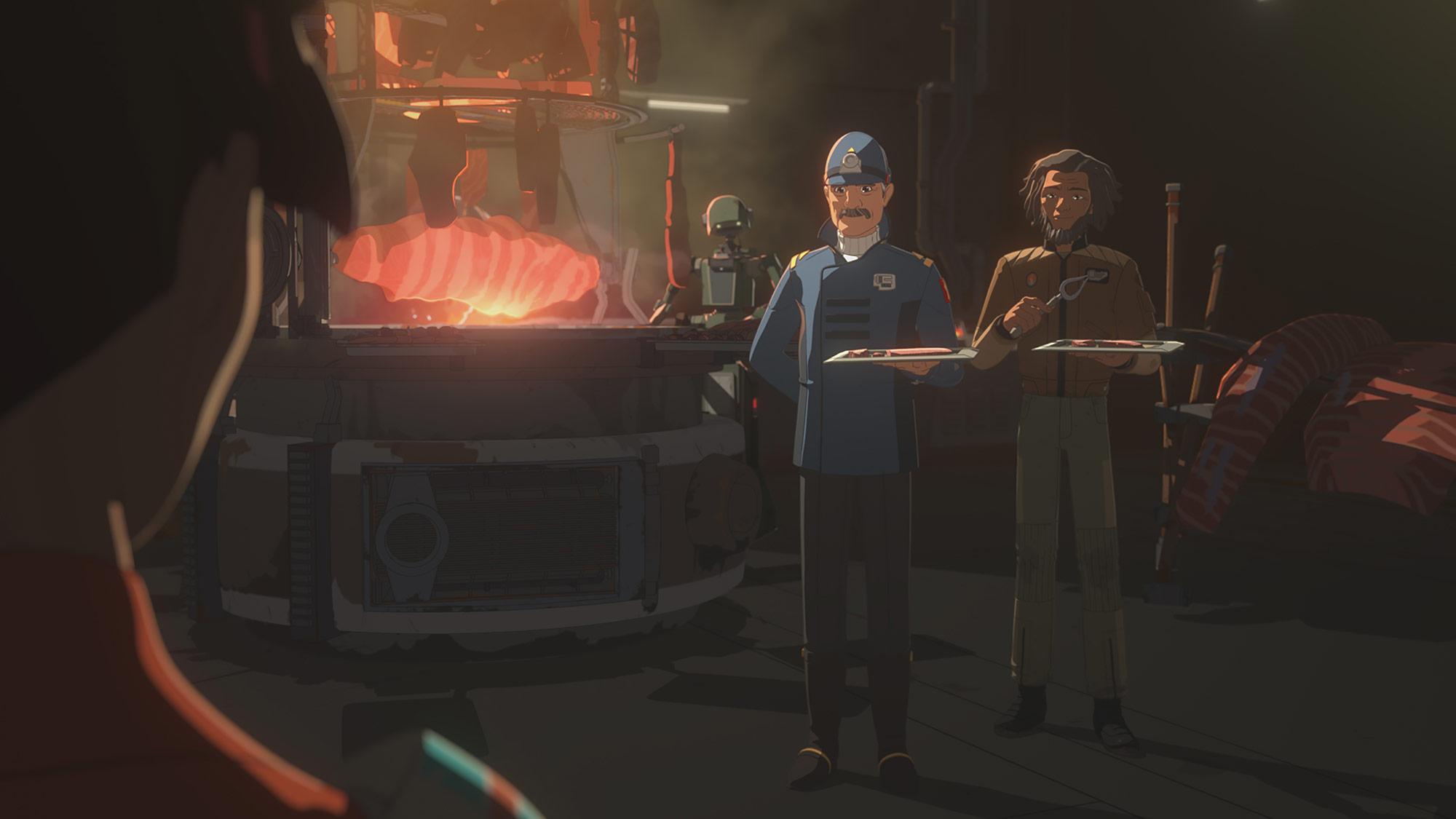 Star Wars Resistance | S2E04 | 'Hunt on Celsor 3'
