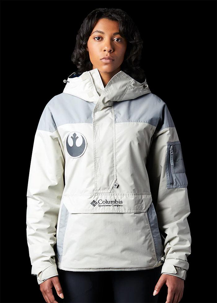 Columbia X Star Wars