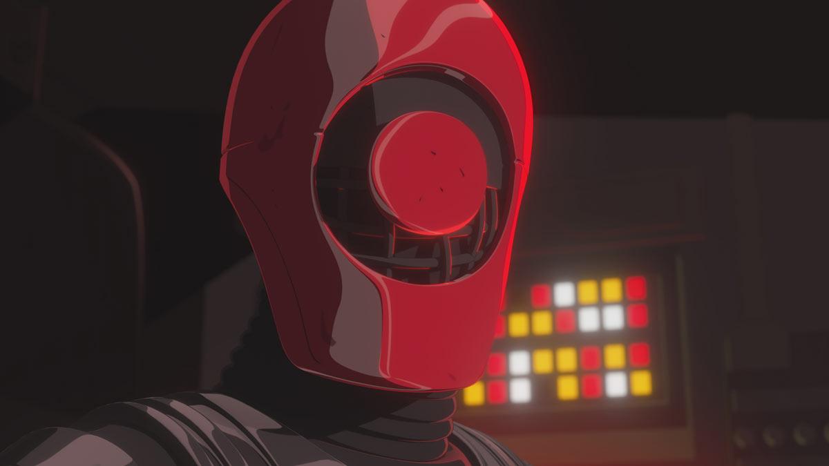 Star Wars Resistance | S2E10 | 'Kaz's Curse'