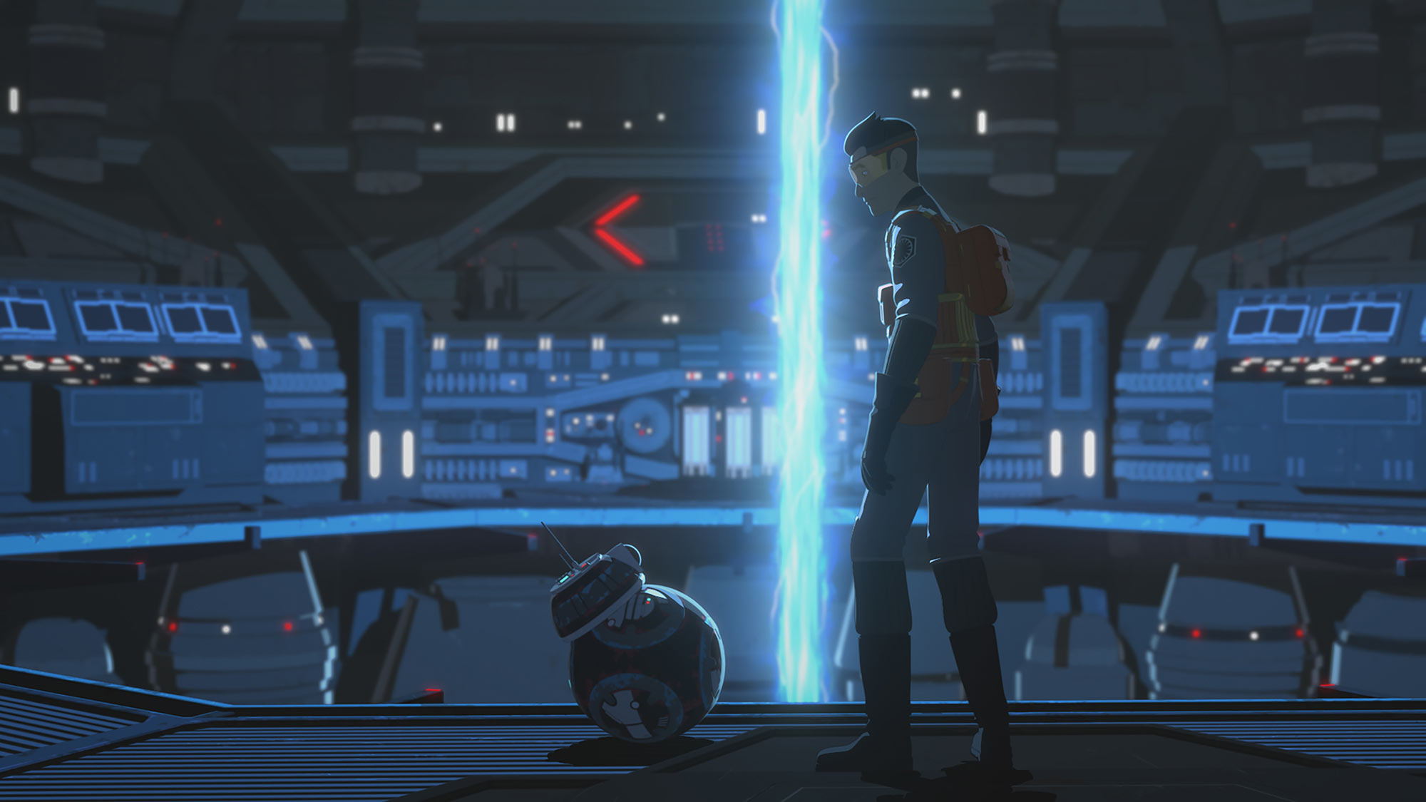 Star Wars Resistance | S2E11 | 'Station to Station'
