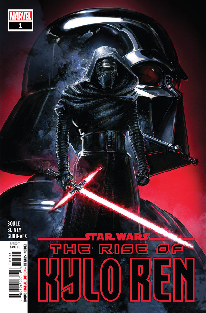 The Rise of Kylo Ren #1 (preview)