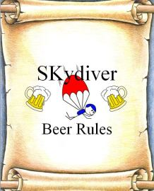 Skydiving Beer Rules