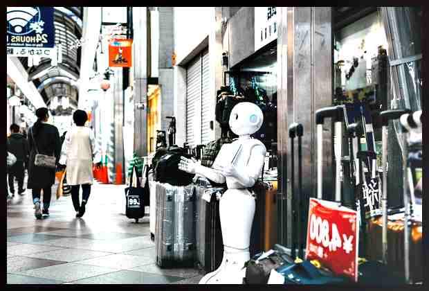 Los robots no nos quitaran el trabajo