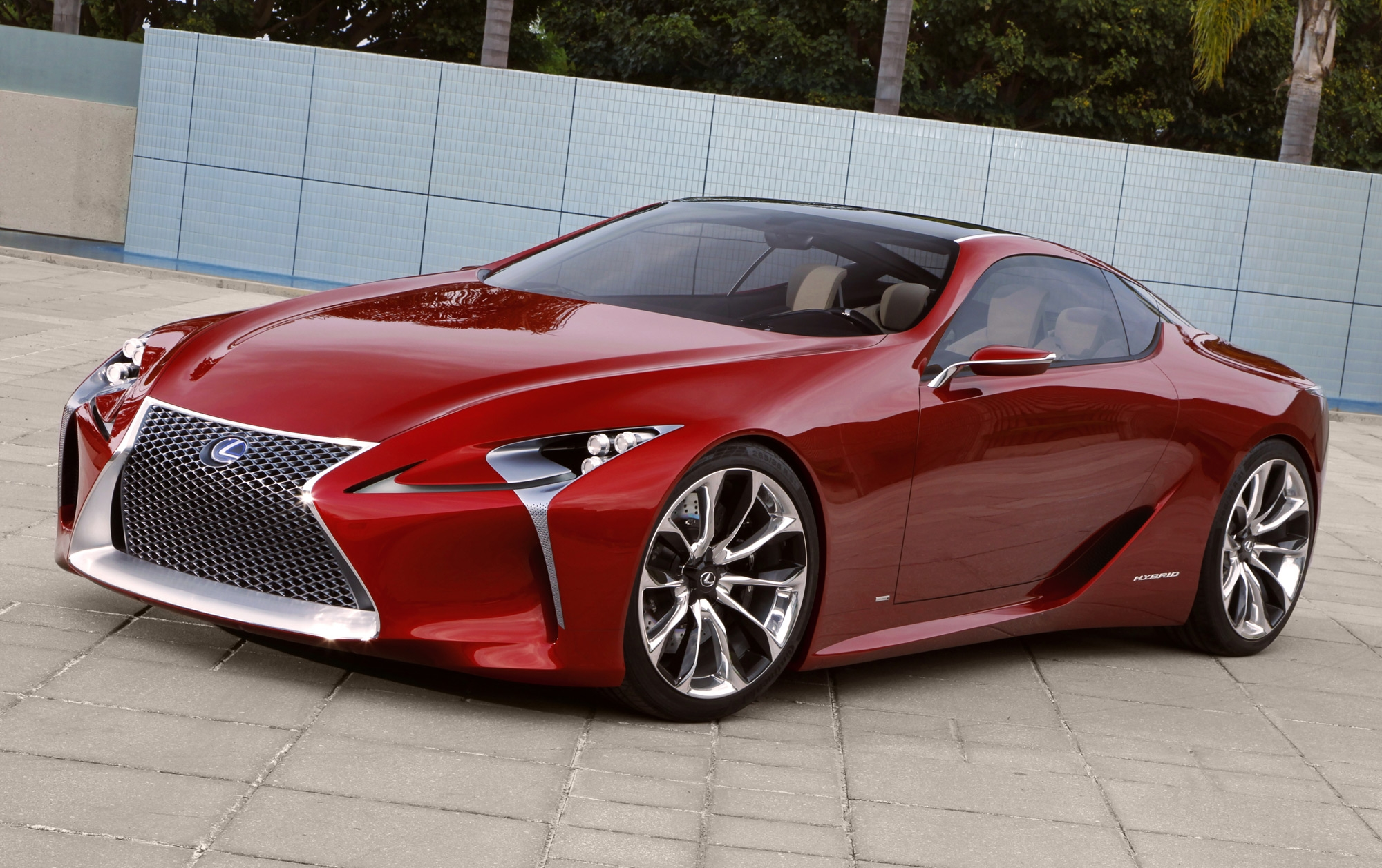 Lexus Debuting Brand New Coupe In Australia