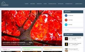 Pagina principal Web