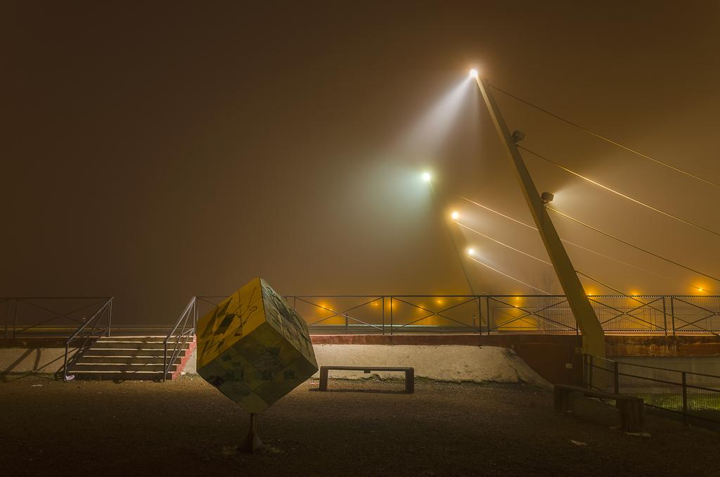 06 Luces en la niebla