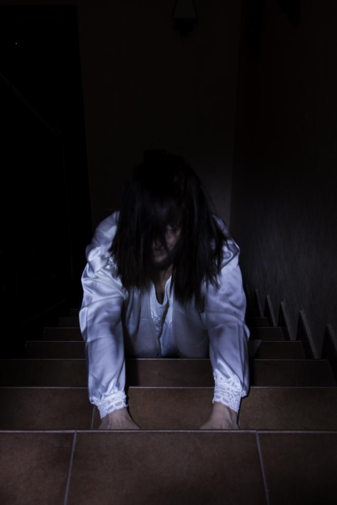 05. Escalera del inframundo