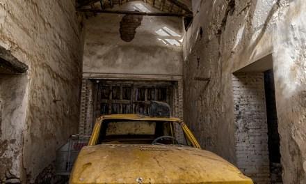 """Buscando la mejor fotografía de """"Lugares abandonados"""""""