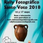 I Rally Fotográfico Santo Voto 2018