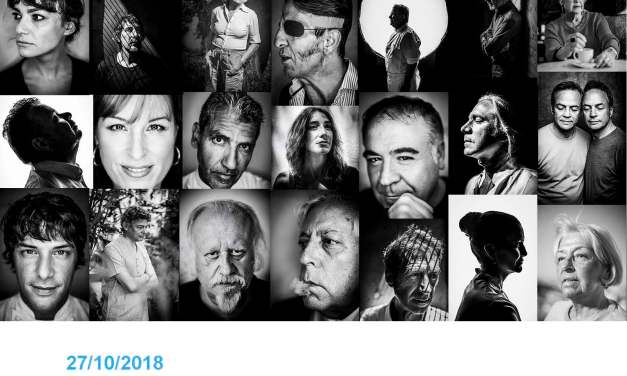 Pablo Lorente «Del fotoperiodismo al retrato editorial»