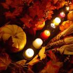 Samhain's ritual for the happiness of the family.
