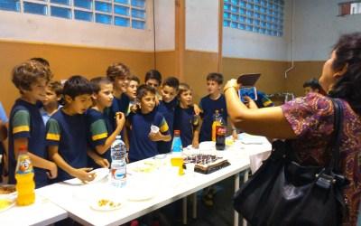 Cumpleaños en Mizar