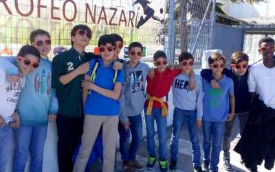 Gran actuación en el Trofeo Nazarí 2019