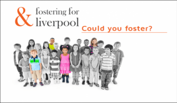 Liverpool fostering service