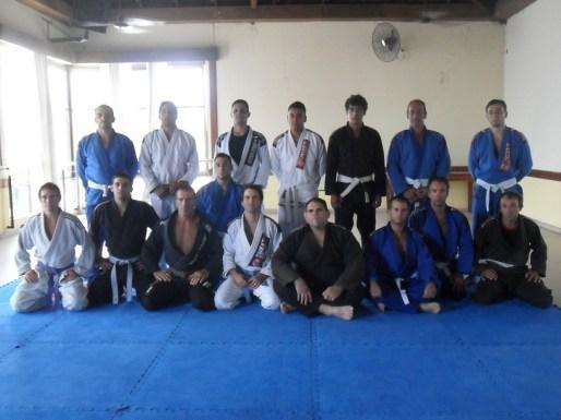 Sabado 02/03 – Seminario de Brazilian Jiu Jitsu y MMA