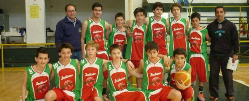 Basquet: La U13 avanza en el Campeonato Provincial