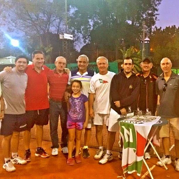 TENIS: SPEKTOR, GABAS, PIAGGIO y NUÑEZ ganadores de la 2da. Fecha del Abierto del Club Neptunia.