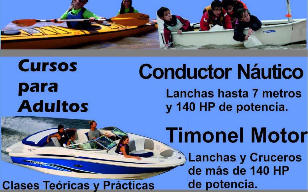 Nautica: Cursos de Navegación en el Club Neptunia.