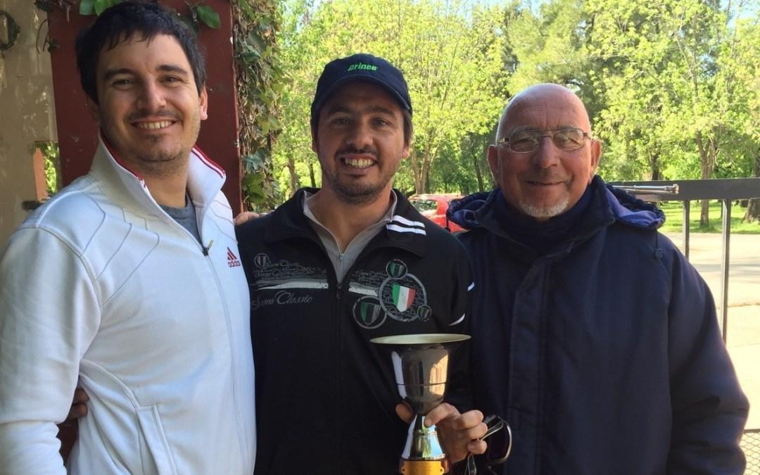 TENIS: Martinez, Pombo, Nemec y Diaz Ganadores de la 7° Fecha del Abierto.