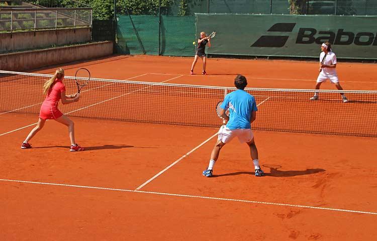 TENIS: Torneo de Dobles y Cierre de Temporada.