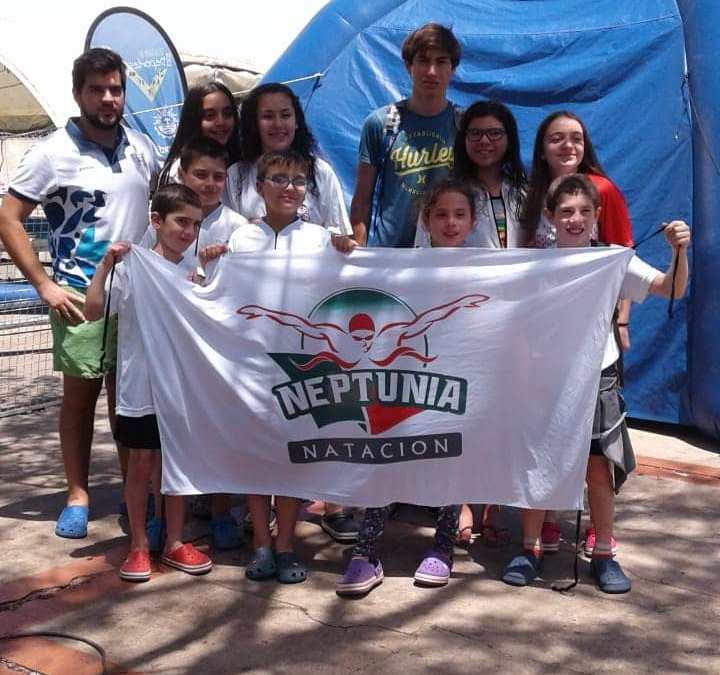 Los chicos de Neptunia presentes en el torneo Fin de Temporada