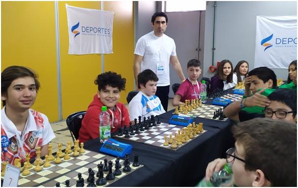 Gualeguaychú estuvo bien representado en los Juegos Evita Nacionales