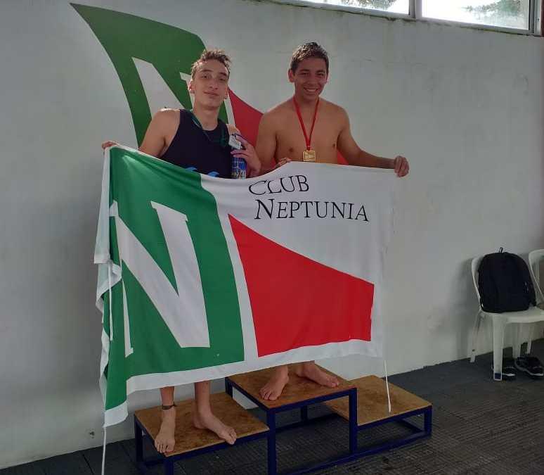 Excelente jornada de Natación en Neptunia