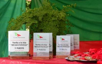 "Exitosa vuelta a la Isla ""Hugo Fontan 2020"""