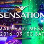 DJ HiRAPARK ( ヒラパーク ) センセーション 2016