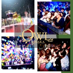 大阪人気クラブ - OWL OSAKA アウル大阪