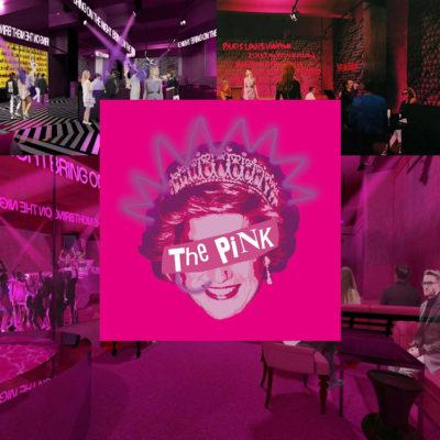 クラブ ザ ピンク大阪 - THE PINK OSAKA