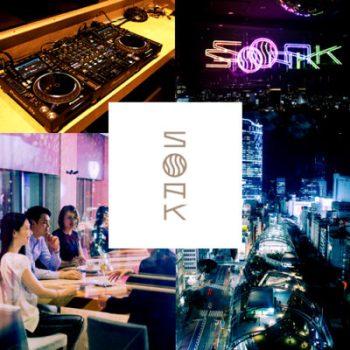 【渋谷クラブ・DJBAR】ソーク渋谷(宮下パーク最上階) エンターテイメントレストランバー