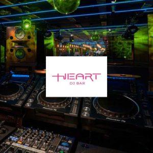 ハーツ 新宿 バー- DJ BAR Heart 歌舞伎町クラブ