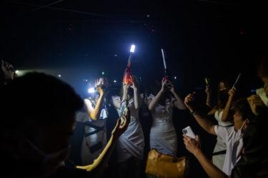 【新宿クラブ】iP TOKYO - 新宿クラブIP - 2021年、日本屈指の歓楽街 新宿歌舞伎町に新たなナイトエンターテイメントスペースが誕生!! 黒を基調としたシックでクールな内装にゆったりと過ごせるゴージャスなVIP! 最高なエンジニアによって構成されたグローバルスタンダードなサウンドとライトニングシステムを屈指したNight Club iP Tokyo この秋、、、いよいよ始動する!