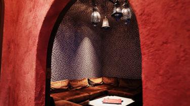 レッドムーン - RED MOON(恵比寿シーシャ)の内装・詳細・値段