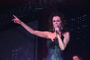 Edith Marquez @ Circus Disco 12-02-12 260