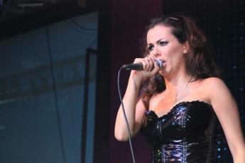 Edith Marquez @ Circus Disco 12-02-12 402