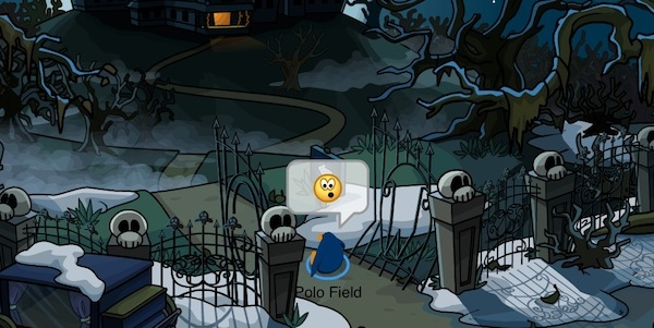 Club Penguin Halloween Party 2012