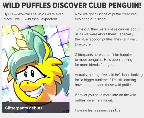 Club Penguin Times Issue 476