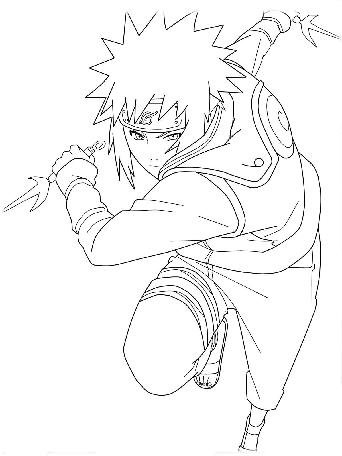 Imagenes Para Dibujar Naruto Shippuden On Log Wall