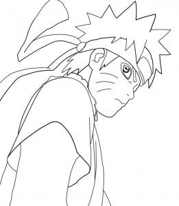 Imagenes De Naruto En Zorro Para Dibujar A Lapiz Faciles On Log Wall