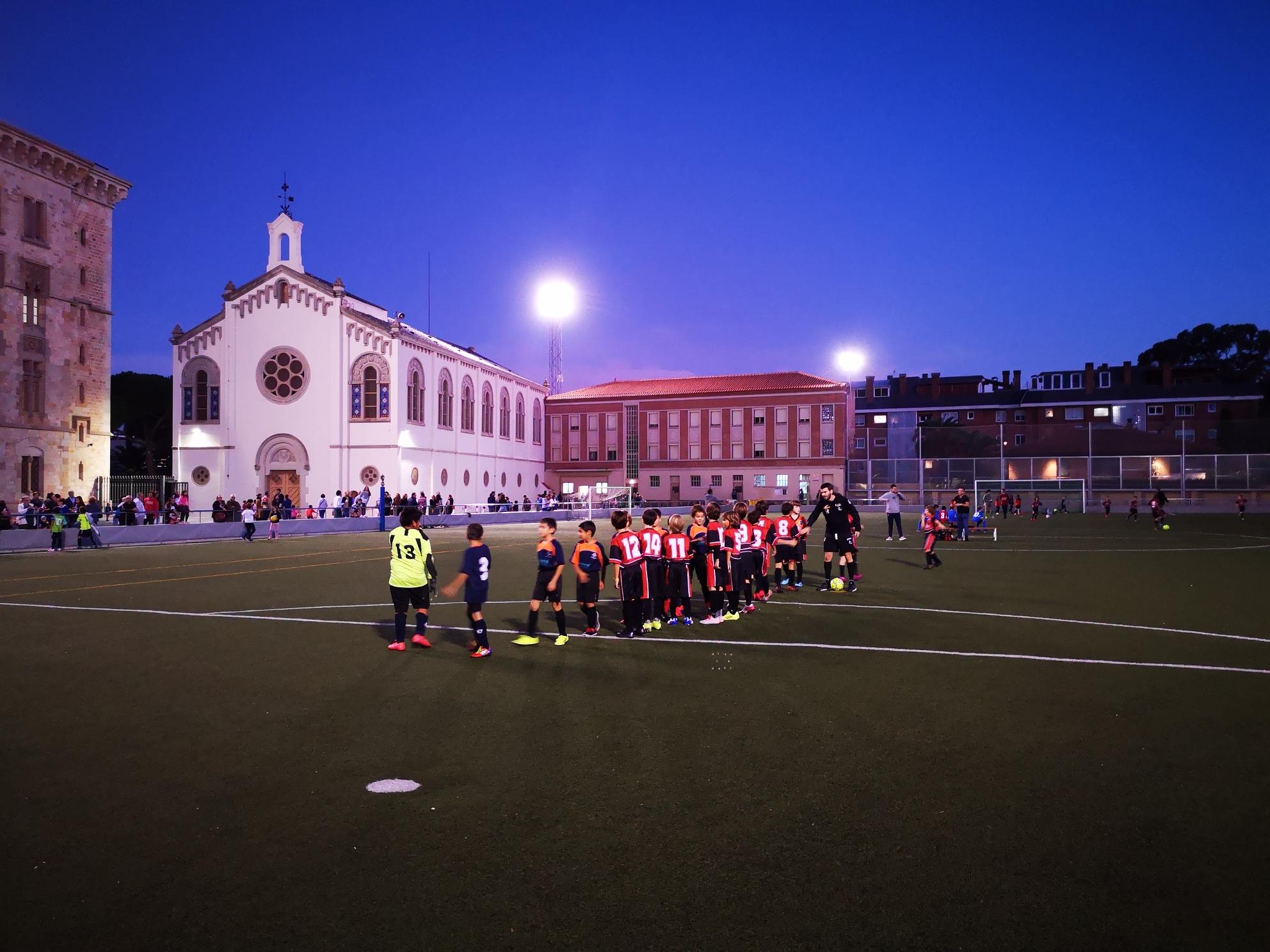 Crònica Del Benjamí A De Futbol