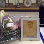 Antonio Meirás, homenajeado en #ACatedral