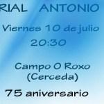 El Real Club Deportivo, primer invitado para el memorial Antonio Meirás