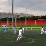 El Prebenjamín cae ante Santa María del Mar (0-10)