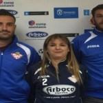 Ana Iglesias se incorpora a la coordinación del fútbol base