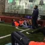 Cuatro entrenamientos y dos partidos para iniciar el trabajo del #Silva1718